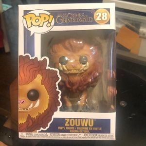 Other - The crimes of grindelwald zouwu funko pop #28